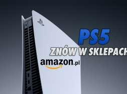 PS5 w amazon