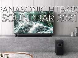 Panasonic HTB490 soundbar 2021 lifestyle okładka