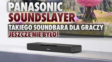 Panasonic SX-HTB01FF SoundSlayer soundbar dla graczy okładka_