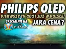 Philips OLED705 telewizor 2021 okładka