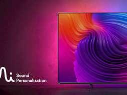 Philips telewizory mini sound personalization funkcja