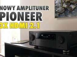 Pioneer amplituner 2021 HDMI 21