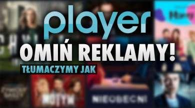 Player bez reklam okładka