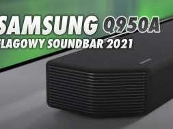 Samsung Q950A soundbar 2021 okładka