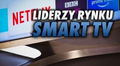 Smart TV systemy rynek analiza