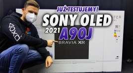 Rozpakowujemy i montujemy pierwszy Google TV na rynku! Flagowy Sony BRAVIA XR OLED A90J na 2021 rok! Jakie macie pytania?