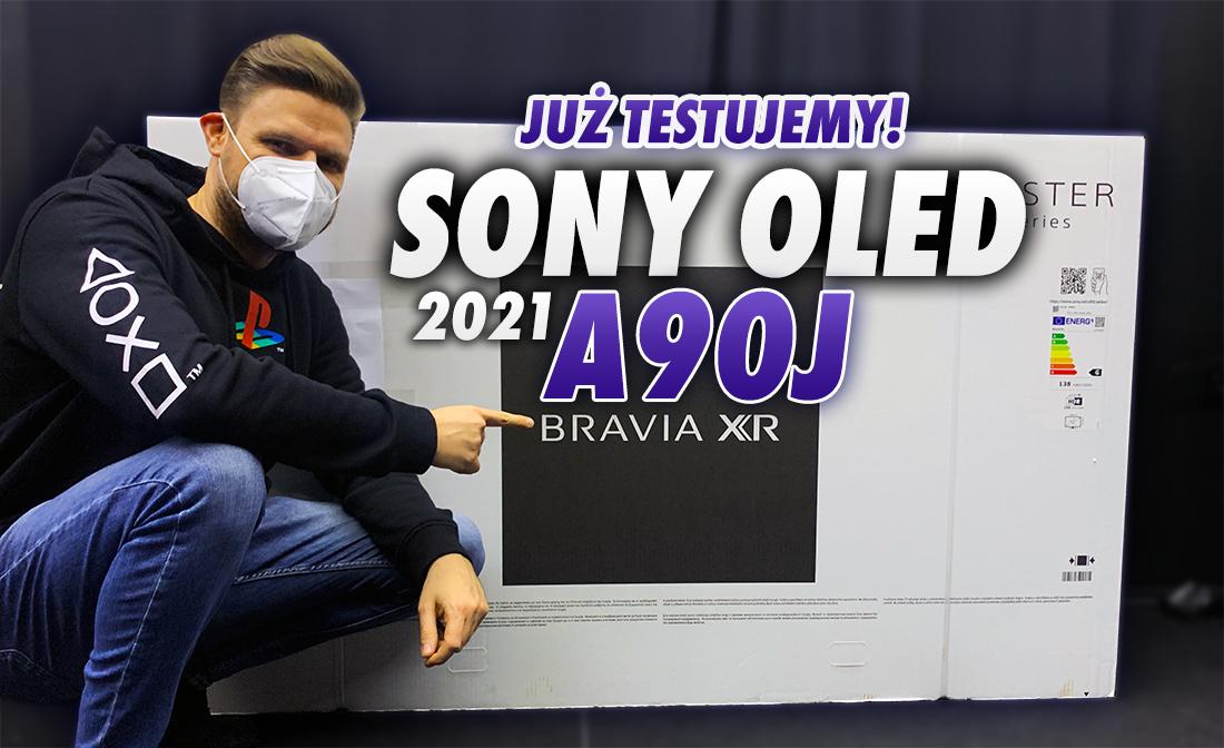 Pierwszy na rynku Google TV Sony BRAVIA XR OLED A90J powala na kolana? Nasze wrażenia po obejrzeniu kilku filmów – będziecie chcieli więcej!