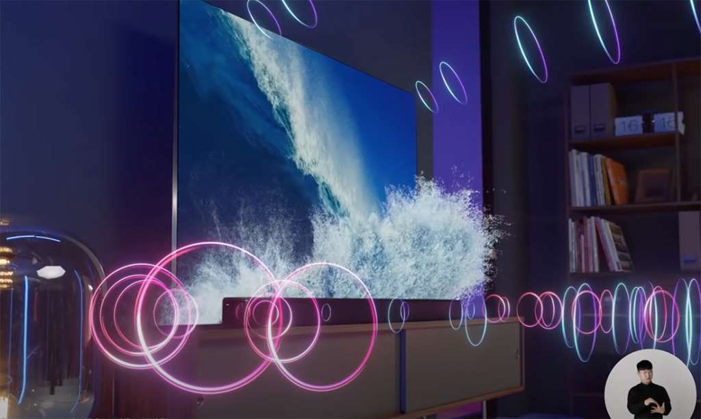 Soundbar Q950A: Samsung prezentuje flagową listwę na 2021 rok! Dolby Atmos, DTS:X i synchronizacja z telewizorami Neo QLED