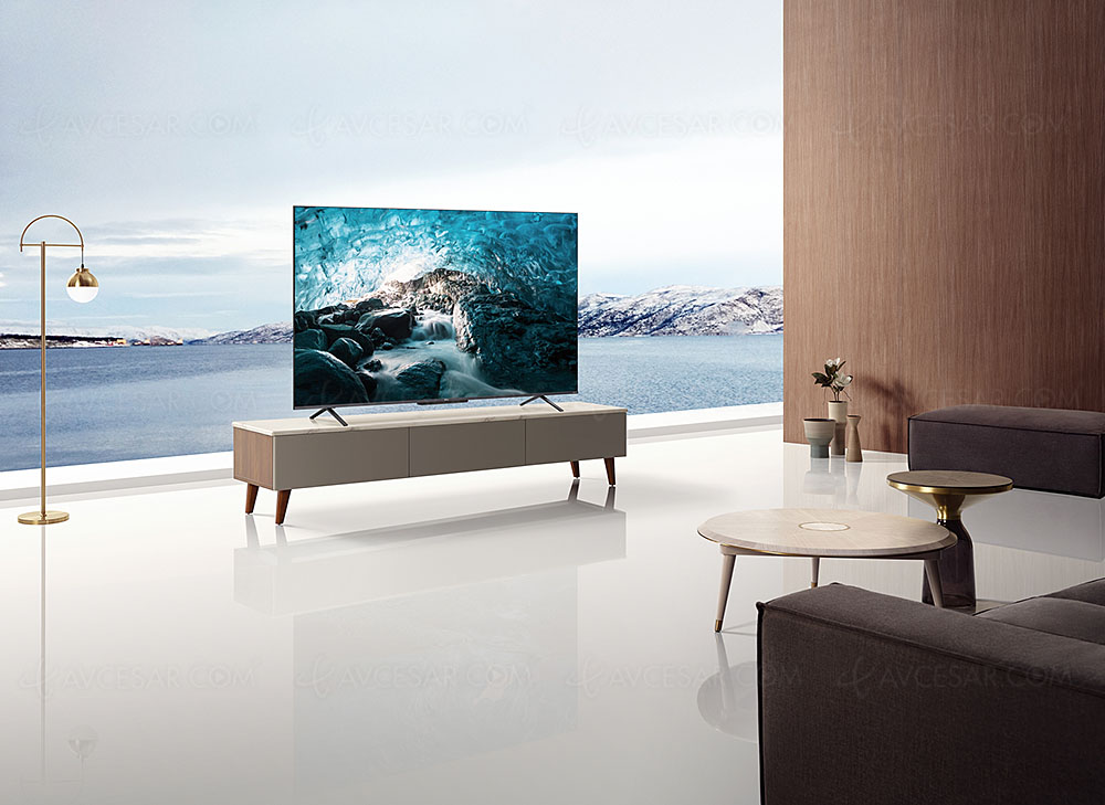 TCL C725 - znamy cenę nowego telewizora 4K QLED z Dolby Vision, Google TV i HDMI 2.1! Kiedy premiera modelu na 2021?