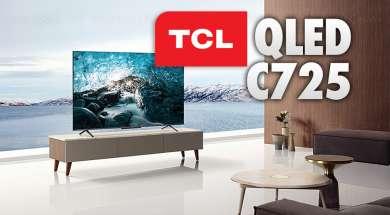TCL QLED C725 telewizor 2021 lifestyle okładka