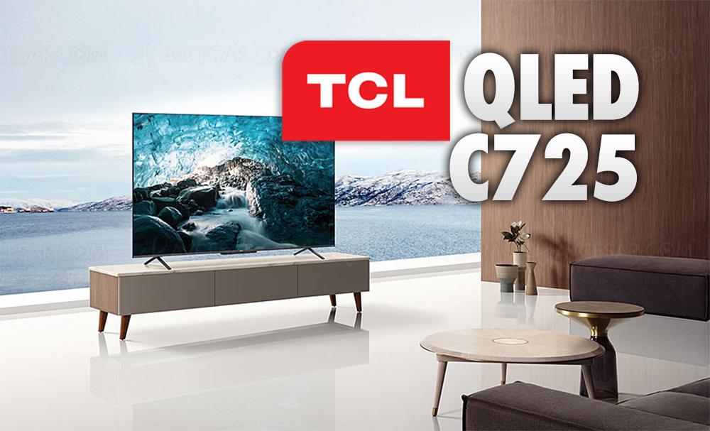 TCL C725 – znamy cenę nowego niedrogiego telewizora 4K QLED z Dolby Vision, Google TV i HDMI 2.1! Kiedy premiera modelu 2021?