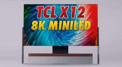 TCL X12 8K OD Zero MiniLED telewizor okładka