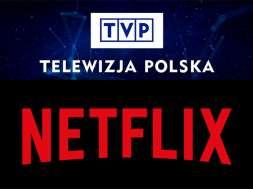 TVP Netflix logo