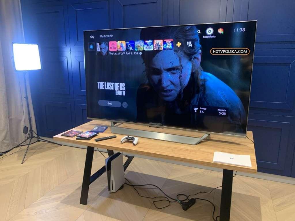 Telewizor Xiaomi Mi TV Q1 QLED 75 cali testy
