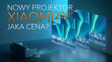 Xiaomi Mi Smart Projector 2 Pro projektor lifestyle 1