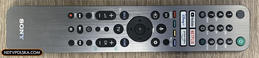 Zapowiedź otwieramy test Sony BRAVIA XR OLED A90J pilot 1