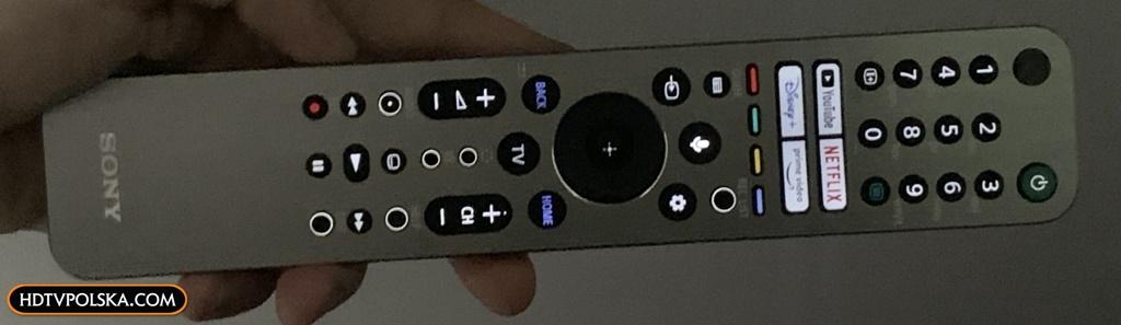 Zapowiedź otwieramy test Sony BRAVIA XR OLED A90J pilot 2