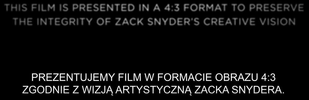 Liga Sprawiedliwości Zacka Snydera już dostępna w Polsce, ale tylko w formacie... 4:3. W jakiej rozdzielczości można oglądać?