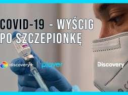 Covid-19: wyścig po szczepionkę Player dokument