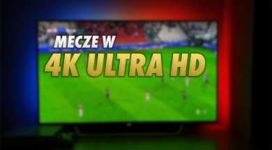 mecze 4K Ultra HD CANAL+ weekend okładka
