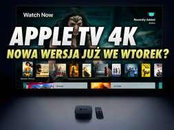 Apple TV 4K przystawka 2021 nowa wersja okładka