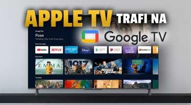 Apple TV Google TV aplikacja okładka