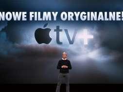Apple TV Plus serwis nowe filmy oryginalne okładka