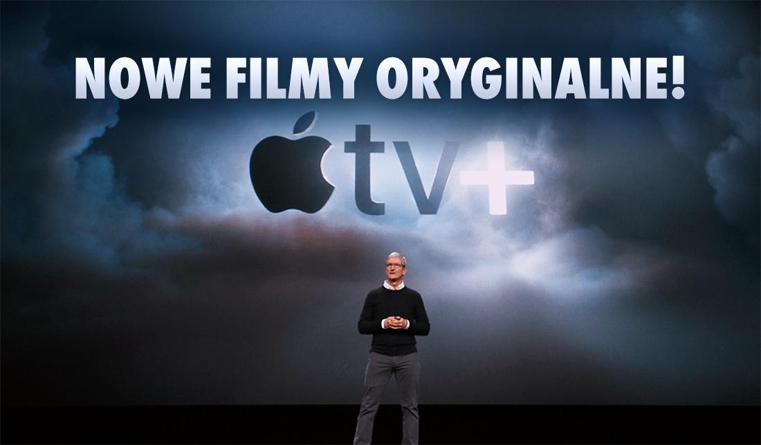 Oferta Apple TV+ wkrótce dorówna konkurencji? Serwis planuje serię oryginalnych filmów! Ile ich zobaczymy rocznie?