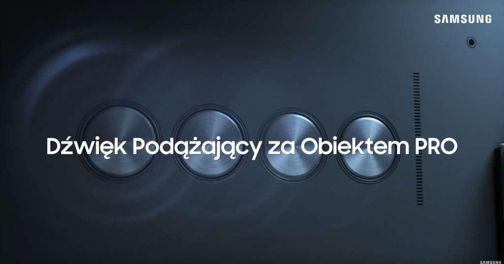 Dźwięk Pro Samsung