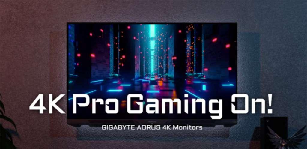 Czy to najlepszy monitor 4K dla graczy w historii? Gigabyte prezentuje 48-calowy ekran OLED z HDMI 2.1! Ile to będzie kosztować?