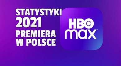 HBO Max subskrypcje 2021 premiera Polska okładka