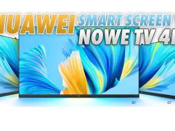 Huawei Smart Screen V telewizory 2021 okładka