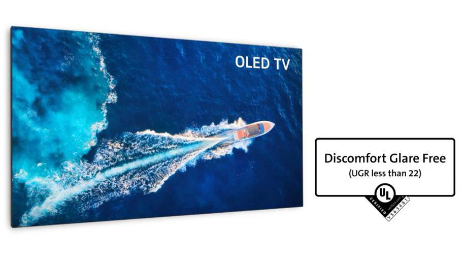 """Telewizory OLED od teraz są """"przyjemne dla oczu"""". LG Display otrzymało specjalny certyfikat"""