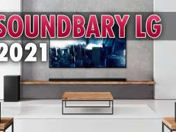 LG SP11RA soundbar 2021 lifestyle okładka