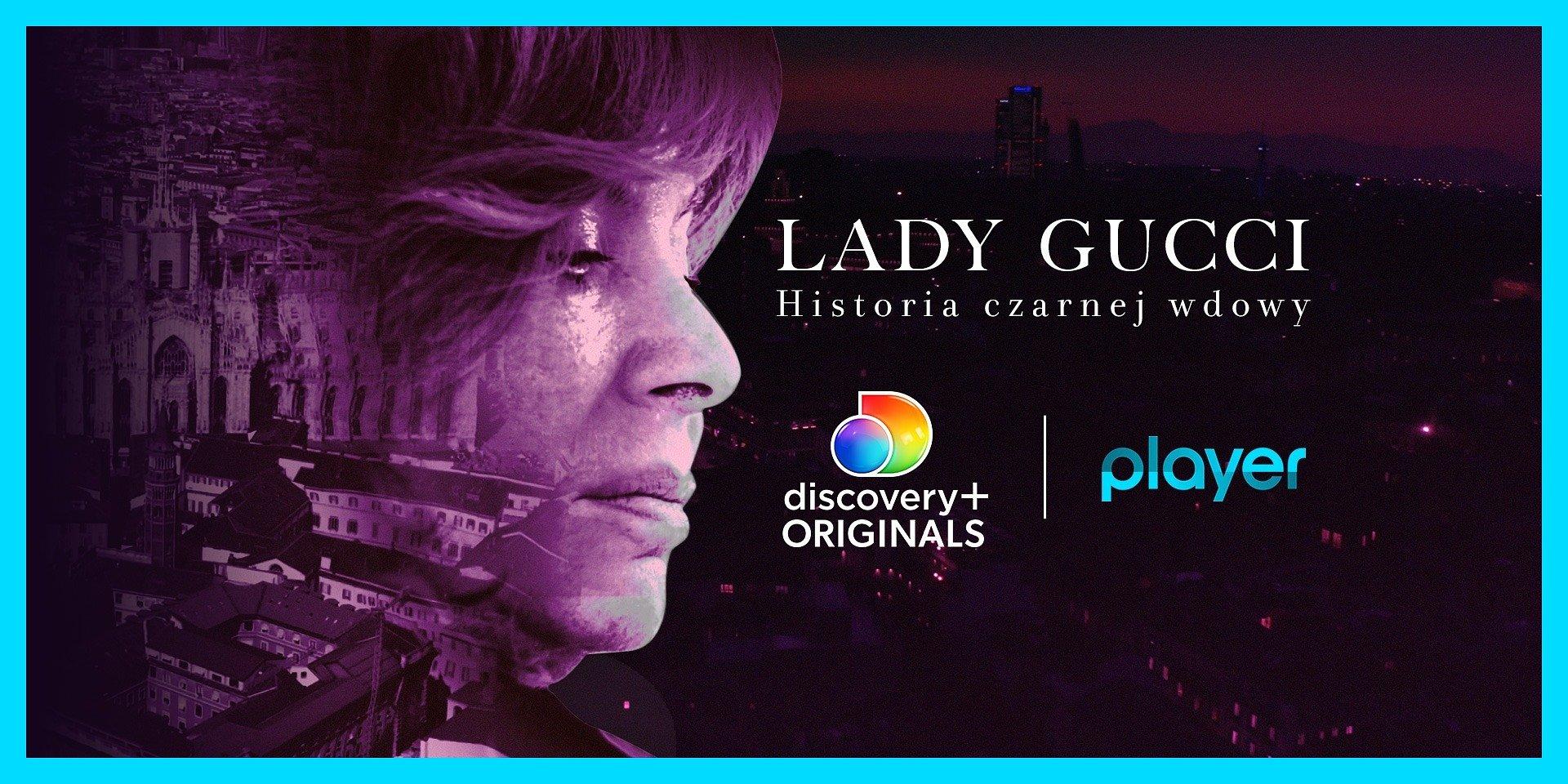 """Historia """"czarnej wdowy"""" – skazana za zamordowanie męża Lady Gucci w nowym dokumencie dostępnym tylko w Player!"""