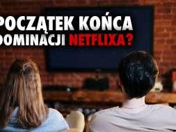 Netflix VOD streaming dominacja okładka
