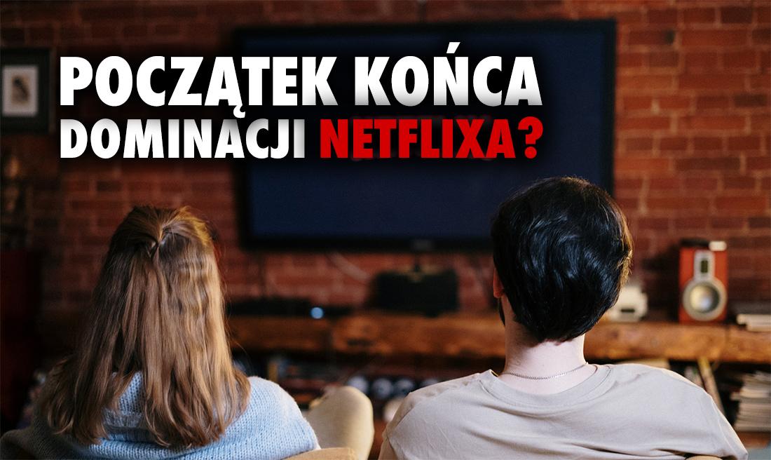 To początek końca dominacji Netflixa? Gigant szybko traci rynek w USA, a za kilka lat zostanie pokonany