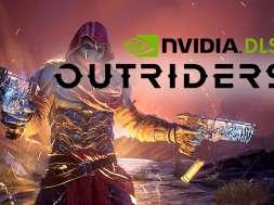 Outriders NVIDIA DLSS okładka