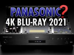 Panasonic odtwarzacz 4K UHD Blu-ray DP-UB2000 2021 okładka