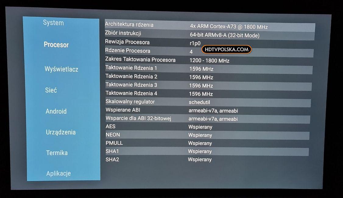 Pierwsze wrażenia test Sony BRAVIA XR OLED A90J Google TV specyfikacja 2