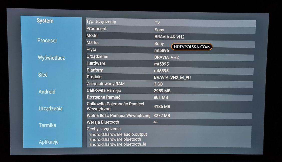 Pierwsze wrażenia test Sony BRAVIA XR OLED A90J Google TV specyfikacja