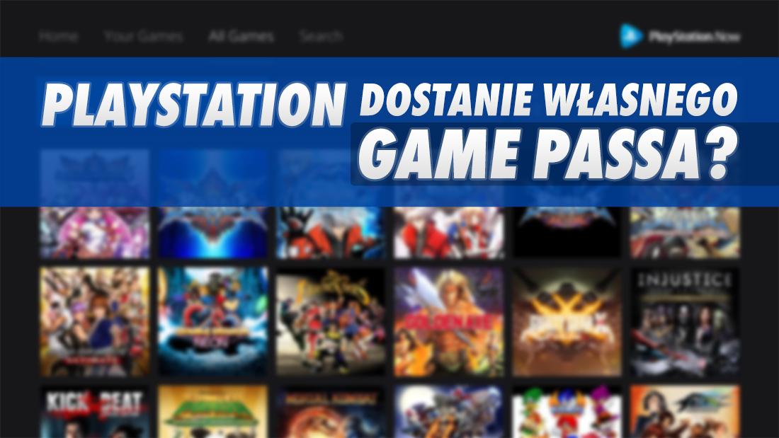 Sony tworzy swój własny Game Pass?! Posiadacze PlayStation wkrótce mogą dostać wielkie gry w abonamencie!
