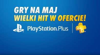 PlayStation Plus gry maj 2021 lista okładka