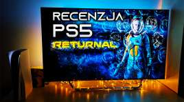 Prawdziwy graficzny next-gen w 4K60fps z HDR i Ray Tracing, czyli nasza recenzja Returnal na PS5! Czy to już zupełnie nowy poziom?