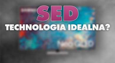 SED technologia telewizory okładka