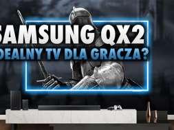 Samsung QX2 telewizor dla graczy 2021 okładka