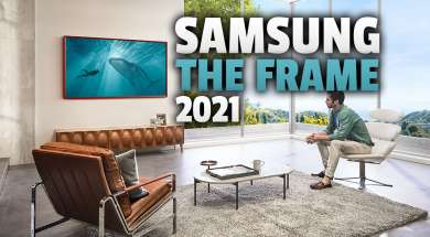 Samsung telewizor The Frame 2021 lifestyle okładka