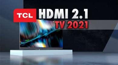 TCL 2021 telewizory z HDMI 2.1 wsparcie funkcje okładka