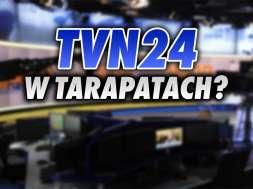 TVN24 studio telewizja koncesja KRRiT okładka