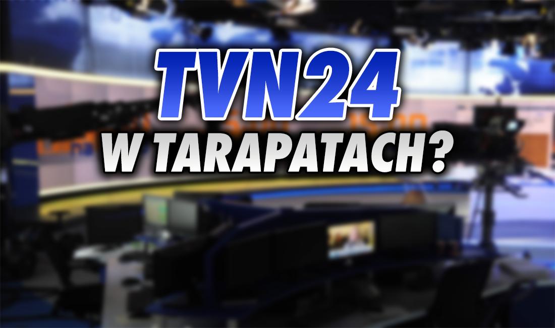 Czy TVN24 może zniknąć z polskiej telewizji? KRRiT nadal nie wydała zgody na przedłużenie koncesji